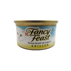 Fancy Feast,Grilled Tuna Feast In Gravy,621A image here