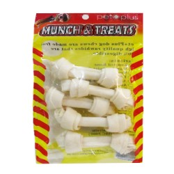 Pet Plus,Munch &Amp; Treats White Chewbone 2.5In,761 image here
