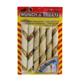 Pet Plus,Munch &Amp; Treats Muncy Roll Milk Flavor,765 image here