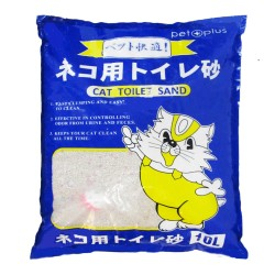 Pet Plus,Cat Toilet Sand 10L,769 image here