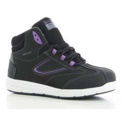Safety Jogger BEYONCE Ladies High Cut Safety Shoes image here