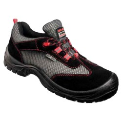 Safety Jogger FALCON Low Cut Steel Toe Safety Shoes,Black,SJ Falcon image here