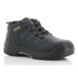 Safety Jogger FORCE2 Low Cut Composite Toe Safety Shoes,Black,SJ Force2 image here