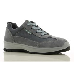 Safety Jogger ORGANIC Ladies Low Cut Steel Toe Safety Shoes image here