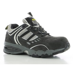 Safety Jogger PRORUN Low Cut Steel Toe Safety Shoes,Black,SJ Prorun image here