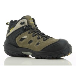 Safety Jogger XPLORE High Cut Composite Toe Safety Shoes,Green,SJ Xplore image here