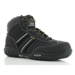 Safety Jogger SENNA Low Cut Composite Toe Safety Shoes,Black,SJ Senna image here