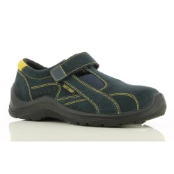Safety Jogger SONORA Low Cut Steel Toe Safety Shoes,Blue,SJ Sonora image here