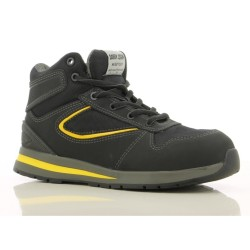 Safety Jogger SPEEDY High Cut Composite Toe Safety Shoes,Black,SJ Speedy image here