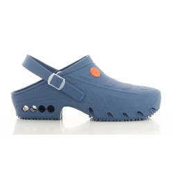 Oxypas OXYCLOG Blue Unisex Operating Room Hospital Clogs,Blue,Oxypas Oxyclog BLU image here