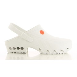 Oxypas OXYCLOG White Unisex Operating Room Hospital Clogs,White,Oxypas Oxyclog WHT image here