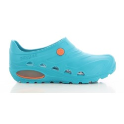 Oxypas OXYVA Green Unisex Hospital Medical Clogs,Blue,Oxypas Oxyva EGN image here