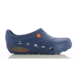 Oxypas OXYVA Navy Blue Unisex Hospital Medical Clogs,Navy,Oxypas Oxyva NAV image here
