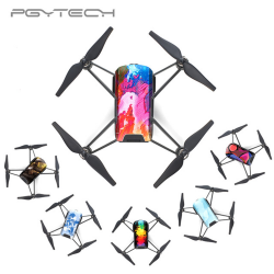 4pcs PGYTECH DJI TELLO Waterproof Drone Skin Sticker image here