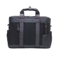 Hideo Wakamatsu,Field II Laptop Bag, Black, 85-68871 image here