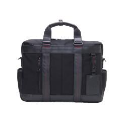 Hideo Wakamatsu, Field II Laptop Bag, Black, 85-68881 image here
