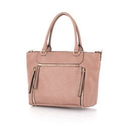 Allure Tote Bag Pink image here