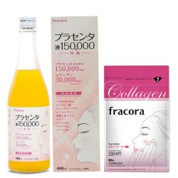 Fracora Liquid Placenta & Active Nano-Collagen image here