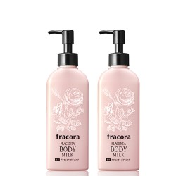 Fracora Placenta Medicated Body Milk,pink,58200602 image here
