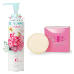 Tokyo Love Soap,TLS Pure Girls and Gluta Whitone Lotion,pink,9570811224955 image here