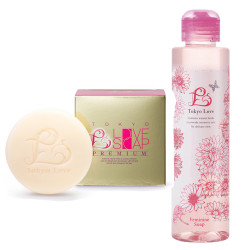 Tokyo Love Soap,TLS Premium and Feminine Soap,gold,9570811223904 image here