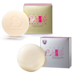 Tokyo Love Soap,TLS Premium and Medicated,gold,9570811223979 image here