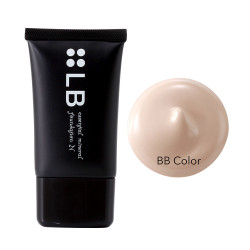 LB Cosmetics,LB Essential Mineral Foundation N BB Color,beige,4549339701722 image here