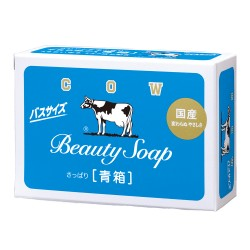 Cow Style,Beauty Soap Cow BLUE 135g,blue,4901525125017 image here