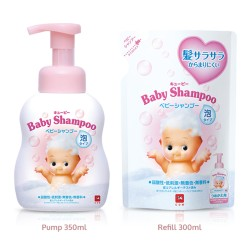 Cow Style,COW QP Baby Shampoo 350ml,pink,4901525944700 image here