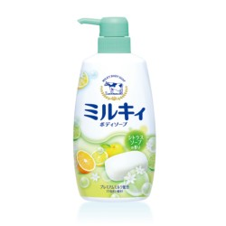 Milky Body Soap fresh citrus image here