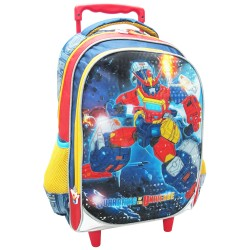 Guardians of the Universe Creative Gear School Bag Trolley for Boys (TRO-GUARDIANS16) image here