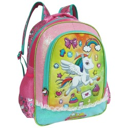 Buttercup Creative Gear School Backpack for Girls (BP-BUTTERCUP16) image here