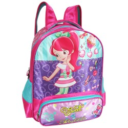 Creative Gear,Sweet As Bubble Creative Gear School Backpackfor Girls (BP-SWEET16),pink,BP-SWEET16 image here