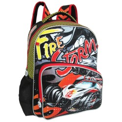 Creative Gear,Fire Storm Creative Gear School Backpack for Boys (BP-FIRESTORM16),black,BP-FIRESTORM16 image here
