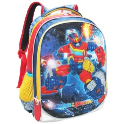 Guardians of the Universe Creative Gear School Backpack for Boys (BP-GUARDIANS16) image here