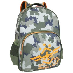 Creative Gear,New York Fatigue Camouflage Creative Gear School Backpack for Boys (BP-NEWYORK18),dark green,BP-NEWYORK18 image here