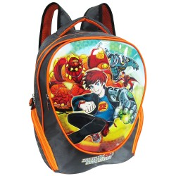 Infinite Evolution Creative Gear School Backpack for Boys (BP-INFINITE16) image here