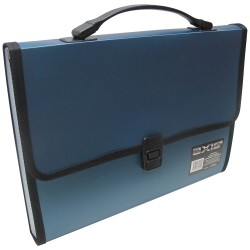 AXIS DOCUMENT CASE W/MULTIPLE COMPARTMENT (AX-0802) image here
