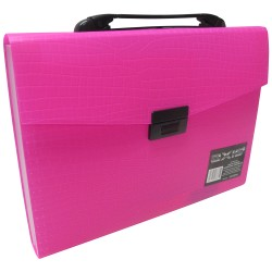 AXIS CRODODILLIAN FILE CASE W/MULTIPLE COMPARTMENT (AX-AF001A4) image here