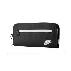 NIKE, HERITAGE LONG WALLET, Black, N.IA.C8.010.NS image here