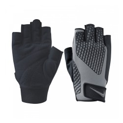 NIKE, MENS CORE LOCKTRAINING GLOVES 2.0, Grey, N.LG.38.032.LG image here