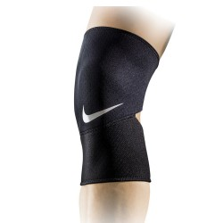 NIKE, PRO CLOSED- PATELLA KNEE SLEEVE AP, Black, N.MS.56.010.XL image here