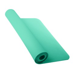 Nike, FUNDAMENTAL YOGA MAT (3MM), Blue, N.YE.02.471.OS image here