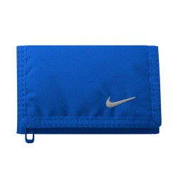 NIKE, BASIC WALLET, Blue, N.IA.08.413.NS image here