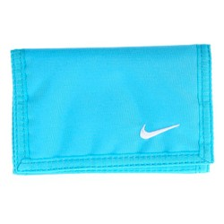 NIKE, BASIC WALLET, Blue, N.IA.08.429.NS image here