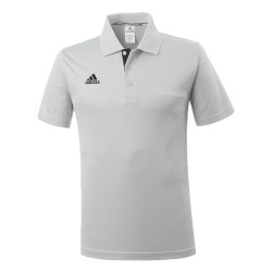 Adidas Combat Sports, PIQUE POLO SHIRT, White, AC-ADITS332-WHBK image here