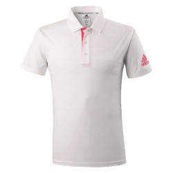 Adidas Combat Sports, PIQUE POLO SHIRT, White, AC-ADITS332-NEW-WT image here