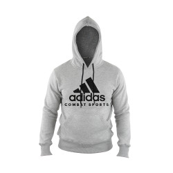 Adidas Combat Sports, COMMUNITY JACKET, Grey, AC-ADICJCS-F-GYBK image here