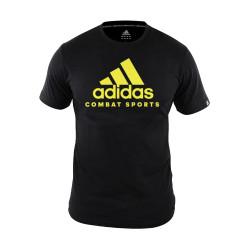 Adidas Combat Sports, COMMUNITY T SHIRT, Black, AC-ADICTCS-BKYL image here