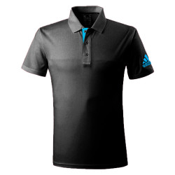 Adidas Combat Sports, PIQUE POLO SHIRT,Black,  AC-ADITS332-NEW-BHA  image here